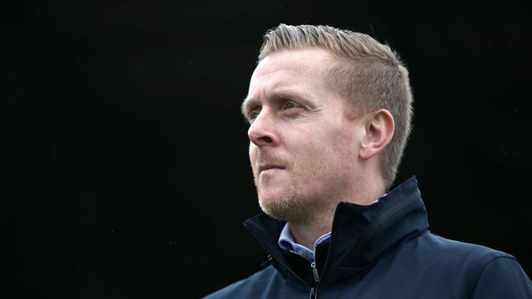 Garry Monk says Tayor's stance is totally unacceptable