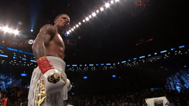 Farmer and former IBF titlist Gervonta Davis (pictured) have had many heated confrontations in the past