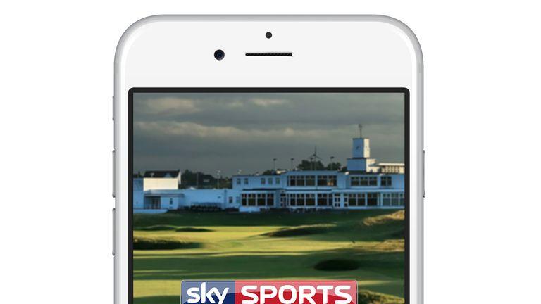 Sky Sports Golf Podcast