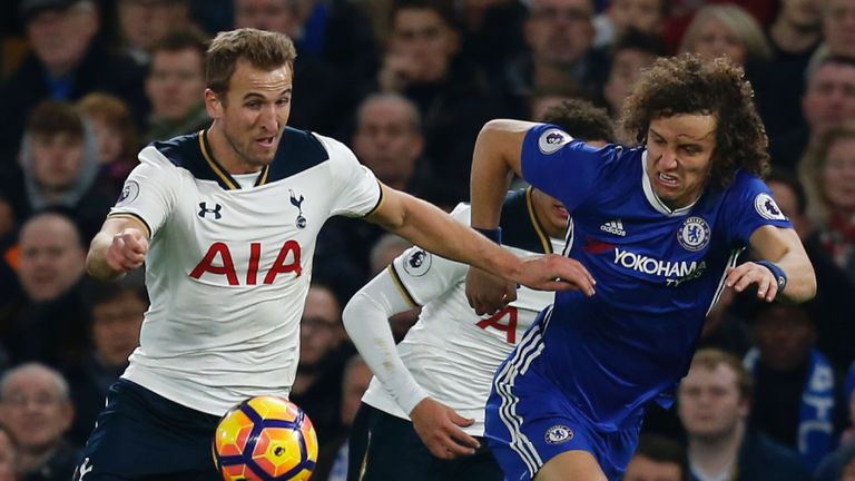 Tottenham will play Chelsea in the FA Cup semi-finals