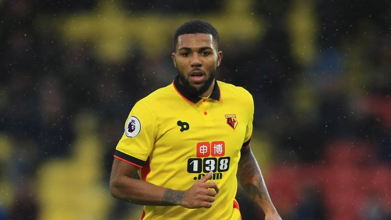 Jerome Sinclair signed a five-year deal at Watford in the summer of 2016