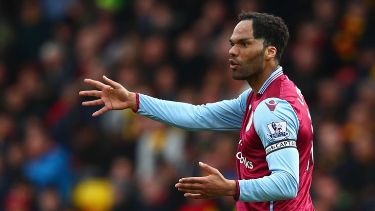 Lescott spent a season with Aston Villa before leaving to join AEK Athens
