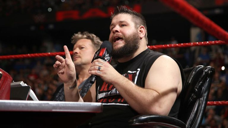 Kevin Owens has been Universal Champion since August