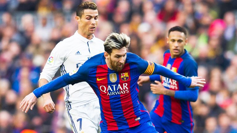 Griezmann is up against Cristiano Ronaldo and Lionel Messi for the award