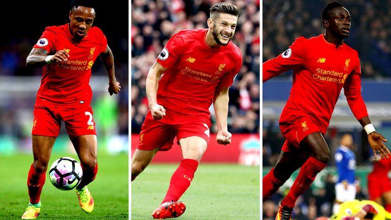 Nathaniel Clyne, Adam Lallana and Sadio Mane left Southampton for Liverpool