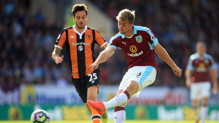 Patrick Bamford only made six substitute appearances for Burnley this term
