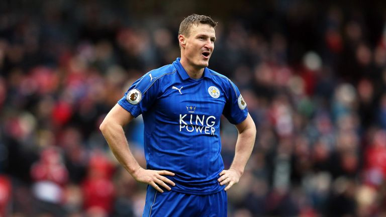 Robert Huth has not made an appearance for Leicester this season due to injury, but could make his return in the FA Cup