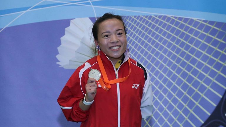 Rachel Choong has been an unstoppable force in recent years (pic: Badminton Europe)