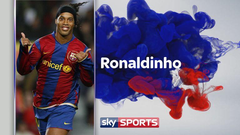 Ronaldinho for Players' Tribune