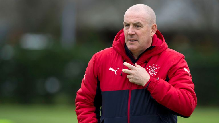 Mark Warburton 'categorically denies' quitting as Rangers manager despite the club announcing he had resigned