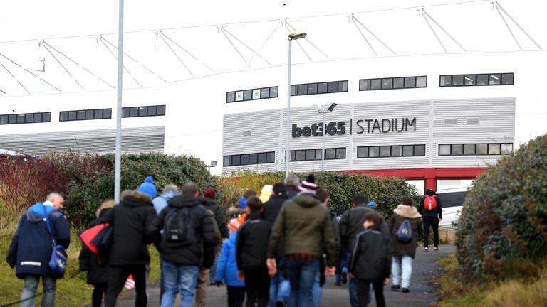 Joe Bursik will be calling Stoke's bet365 Stadium home from July 1