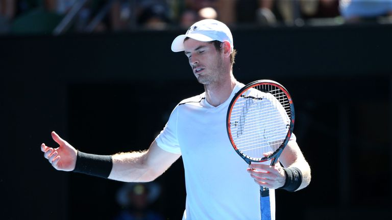 Andy Murray will sit out Britain's Davis Cup opener in Ottawa