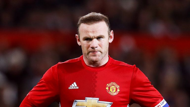 Rooney is said to be unhappy with his condition
