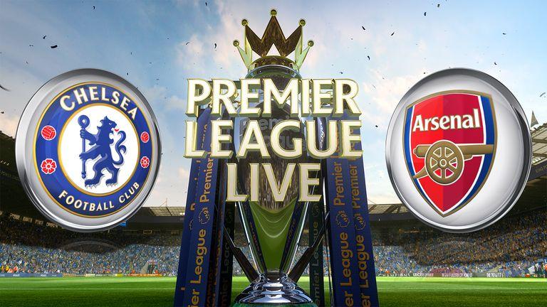 Image result for Chelsea vs Arsenal pic