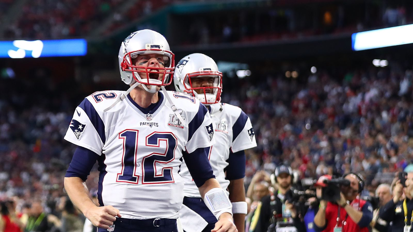 Tom Brady's missing Super Bowl 51 jersey valued at $500,000 by Houston police