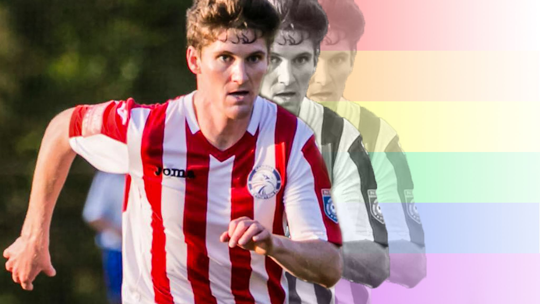 A gay footballer's story: Adam McCabe on homophobia, mental