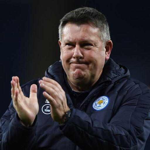 Shakespeare gets Leicester job