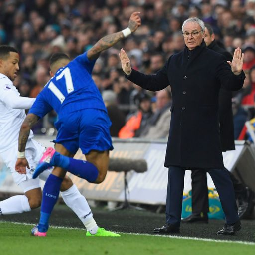 Is Ranieri out of answers?