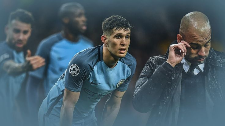 Manchester City's defensive record and the likes of John Stones have come under scrutiny under Pep Guardiola