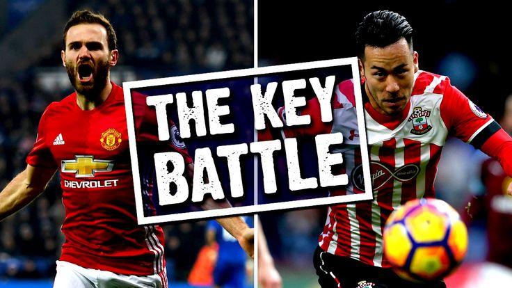 Juan Mata's battle with Maya Yoshida could be key at Wembley