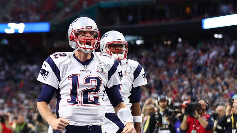 sports shoes 97d74 f8217 Tom Brady's missing Super Bowl 51 jersey valued at $500,000 ...