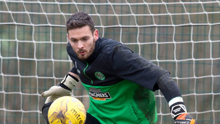 Gordon was linked with a January move to Chelsea but remained with Celtic