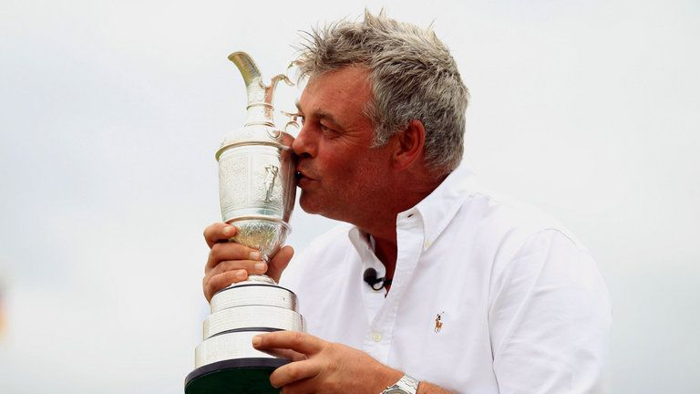 darren clarke relishes royal st george u0026 39 s hosting the open