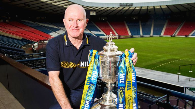Provan is impressed by Celtic on and off the pitch
