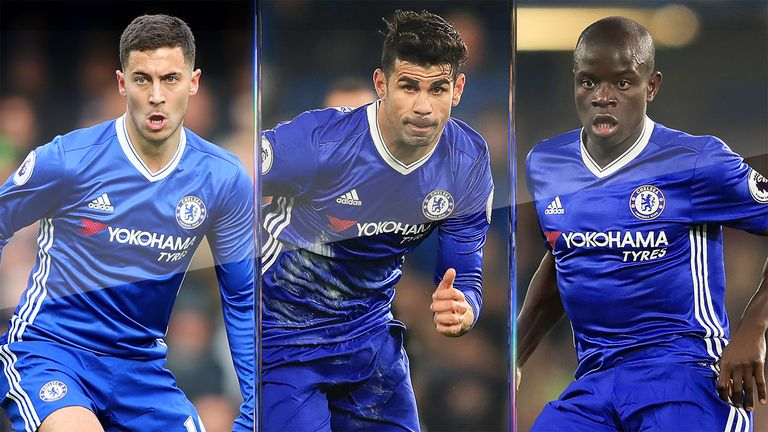 PFA Player of the Year contenders