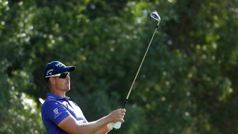 Stenson is a former winner of the event in 2007
