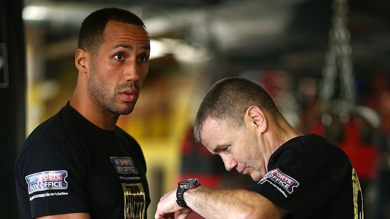 Jim McDonnell and James DeGale have lost to Groves