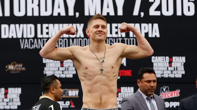 Jason Quigley to fight Tureano Johnson in California | Boxing News |
