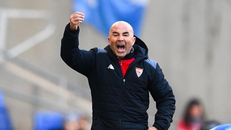 Sevilla coach Jorge Sampaoli says Leicester need to forget their title miracle to survive relegation this year