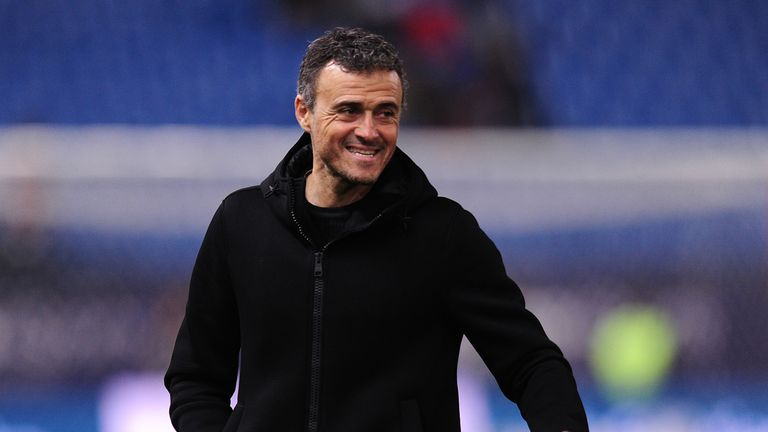 Luis Enrique is excited to reach the Copa final