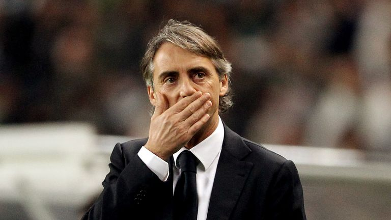 Roberto Mancini hopes to manage Italy