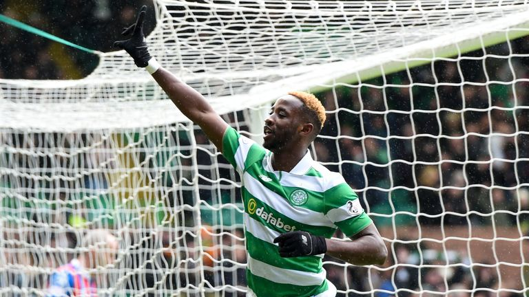 Moussa Dembele has six goals in his last two games