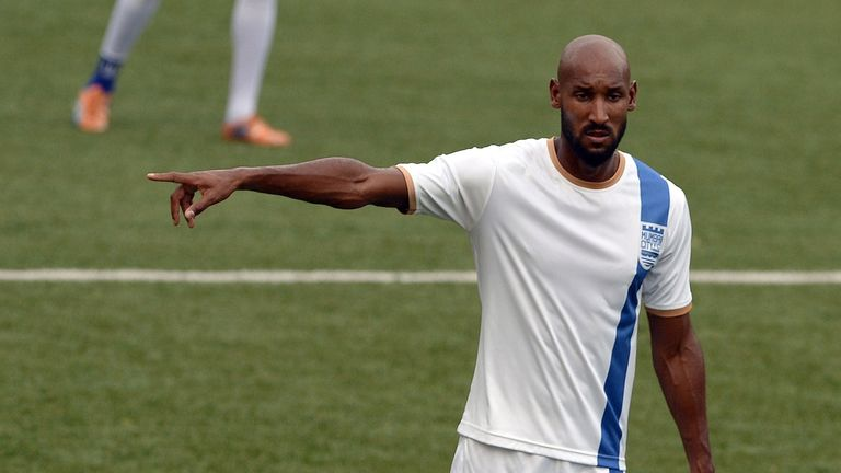 Nicolas Anelka has been appointed as a consultant at Roda