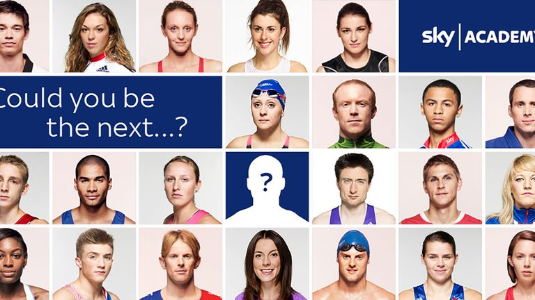 Sky are looking for a third batch of new Sports Scholars - could you be on the list?