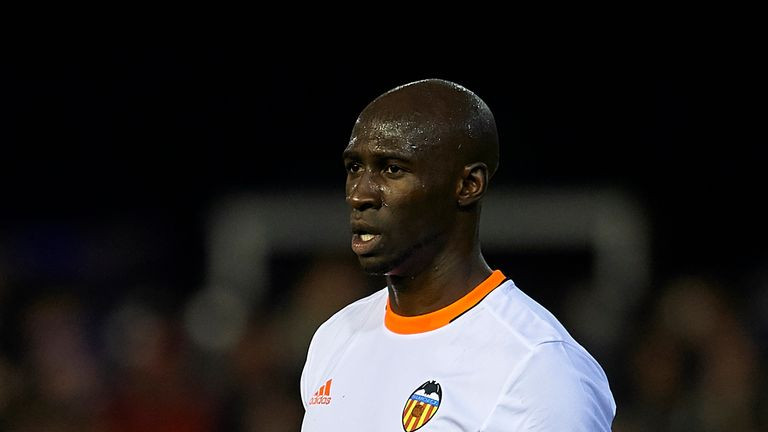 Eliaquim Mangala was on target for Valencia against Leganes