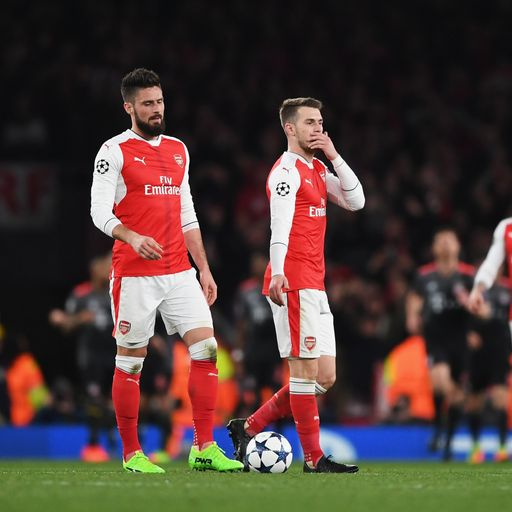 Nicholas: Arsenal are broken