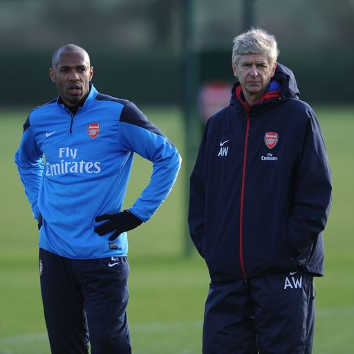 Henry unsure on replacing Wenger