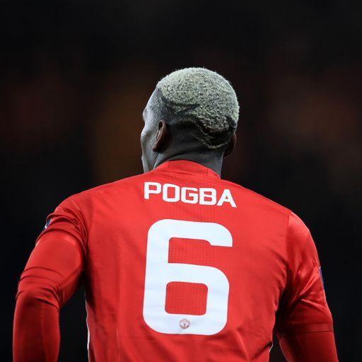 Pogba to miss Spurs trip