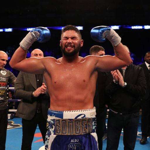 Hearn: Bellew may need surgery