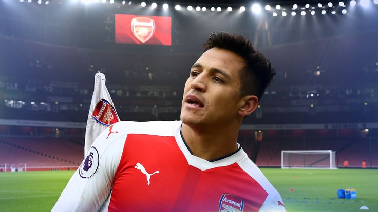 Alexis Sanchez's future at Arsenal is the subject of much speculation