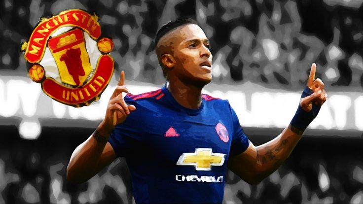 Manchester United's Antonio Valencia is arguably the best right-back in the Premier League