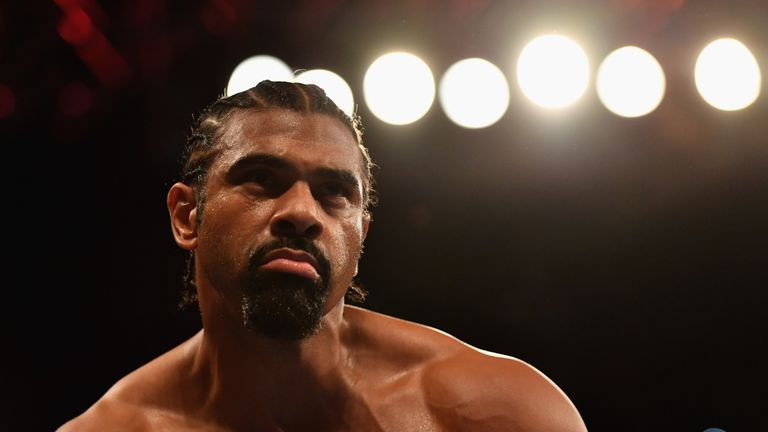 David Haye says Mayweather is rolling the dice by fighting McGregor