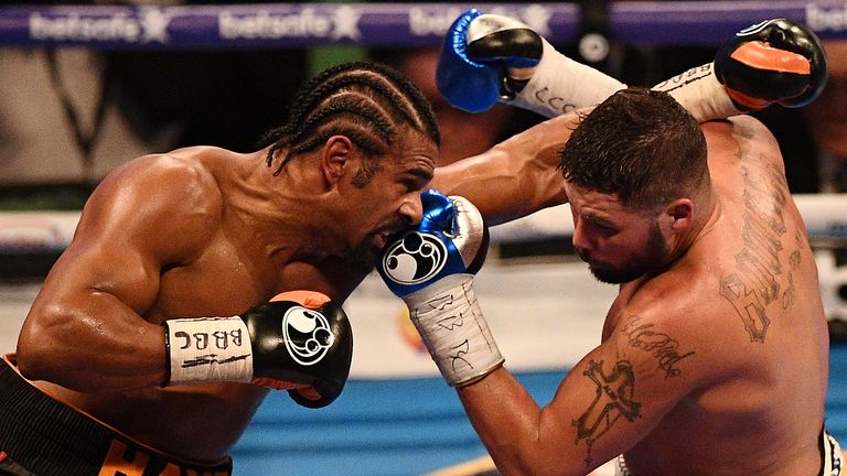 Will Tony Bellew catch David Haye on the counter... again?