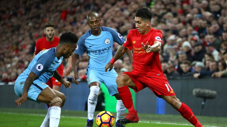 Liverpool face Manchester City this weekend and have a good record against top-six teams