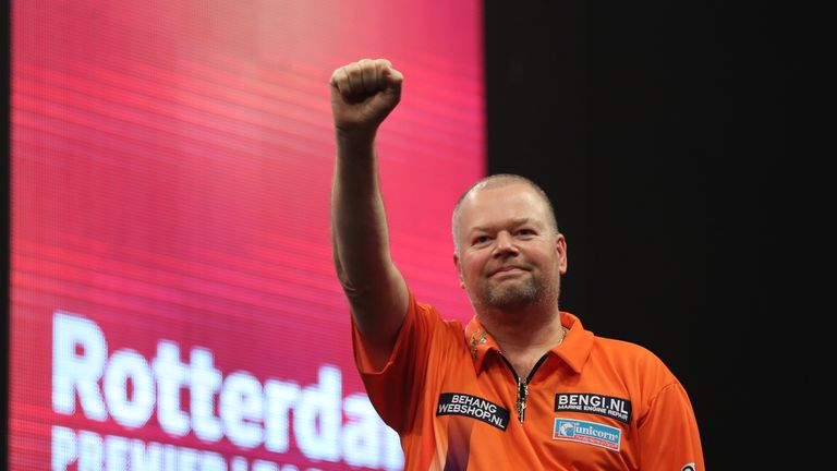This year will be Raymond van Barneveld's last on the PDC Tour