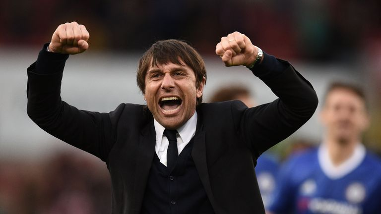 Antonio Conte's Chelsea will take on Inter Milan in Singapore